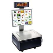 Весы самообслуживания с печатью этикеток