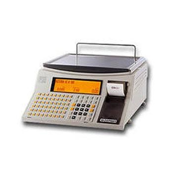 Электронные фасовочные весы с печатью этикеток