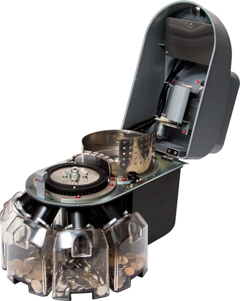 тракт сортировщика cassida coinmax